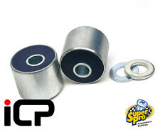 Superpro Bottom Arm Offset Rear Bain Bushes Fits: Mitsubishi GTO 90-93 Z16A