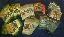 60x mtg mixed sets booster packs italian (factory sealed)