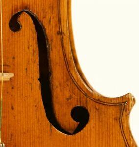 SPECIAL PRIVATE SALE: excellent 4/4 VIOLIN G.CERUTI 1855  小提琴 バイオリン cello