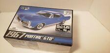 1967 PONTIAC GTO 1/25 SCALE MODEL KIT MPC 710L/12 - BRAND NEW IN BOX
