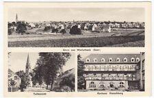Zweiter Weltkrieg (1939-45) Ansichtskarten aus Saarland
