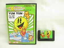 MSX PAC MANIA Yum Yum Namcot MSX2 No Instruction ref/1770 Japan Game msx