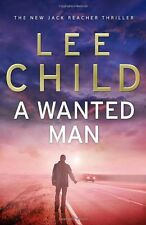 A Wanted Man,Lee Child