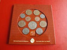*Belgien KMS 2000 (st.) in Blister 11 Münzen *  (Ki. 2)