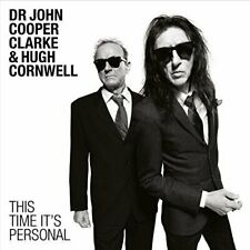 Dr John Cooper and Hugh Cornwell Clarke - This Time It's Personal [CD]