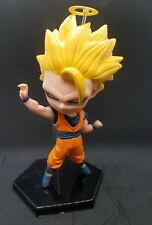 Dragon Ball Z SUPER 4 INCHES Figure Super Saint 3 Goku SS3 Action Free Shipping