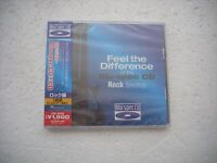 FEEL THE DIFFERENCE / ROCK SELECTION - JAPAN BLU-SPEC  2 CD NEW