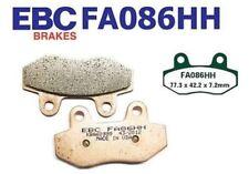 EBC ZAPATAS DE FRENO PASTILLAS DE FRENO fa086hh HYOSUNG GT 650R 04-10