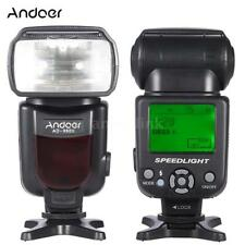 Andoer AD-960II Universal LCD Display On-camera Speedlite GN54 for Canon TM Z8Y7