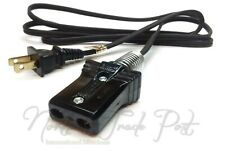 """6ft Power Cord for Tatung Rice Cooker Model TAC-8H models w/ 11/16"""" spaced pins"""