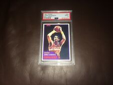 PSA 9 MINT JAMES EDWARDS CAVALIERS 1981 TOPPS MID-WEST #90