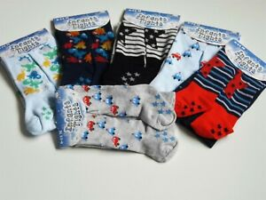 BABY BOY PICTURE  TIGHTS WITH LOVELY COLOURS AND DESIGNS