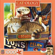 MASTERPIECES CATOLOGY JIGSAW PUZZLE FOTHERGILL GEOFFREY TRISTRAM 1000 PCS #71536
