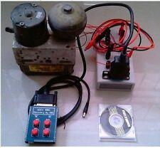 benz sbc tool W211/R230 ABS reset (Repair Code C249F)