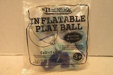 2002 Nathans Hot Dogs Inflatable Play Ball Toy Premium