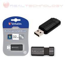Pen drive 32 Gb Verbatim Memory Pendrive Chiavetta usb 2.0 pennetta  49064