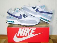 Women's NIKE AIR MAX WRIGHT Sz 8 athletic Shoes Purple/Aqua 378178-150 FAST SHIP