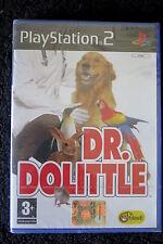 PS2 : DR. DOLITTLE - Nuovo, sigillato, ITA ! basato sui film campioni d'incassi!