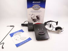 Plantronics S11 Office Telephone Wired Headset System w/ Amplifier, Hands Free