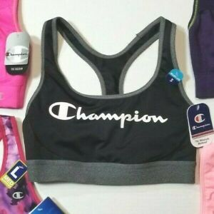 Champion Sports Bra Women's Authentic Seamless Racer back CHOOSE STYLE Christmas