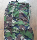 army issue camo trousers