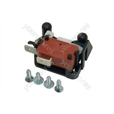 Genuine White Knight (Crosslee) Tumble Dryer Door Microswitch Assembly