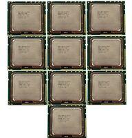 Lot of 10 Intel Xeon X5560 4-Core 2.8GHz 8MB 6.4GT/s LGA1366 SLBF4 CPU Processor