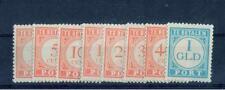 Ned Indie port  postfris/ MNH 41 - 48