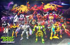 BotCon 2001 Predacon Team Poster (Revised)