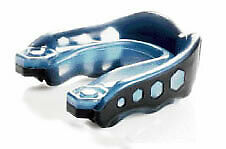 Shock Doctor GEL MAX Blue/Black Mouth Guard without Case free shipping from JPN