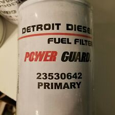 23530642 Detroit Diesel Fuel Filter  Lot of 2