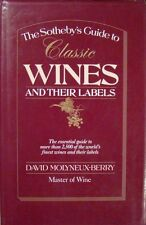 THE SOTHEBY'S GUIDE TO CLASSIC WINES AND THEIR LABELS - DAVID MOLYNEUX-BERRY
