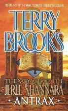 The Voyage of The Jerle Shannara Antrax by Terry Brooks 9780345397676
