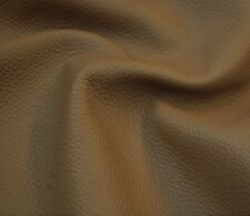 75 sf 3 oz Brown Taupe Leather Cow Hide Upholstery Skin a6dx y