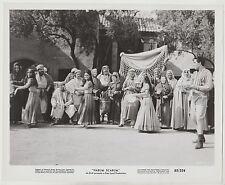 ELVIS PRESLEY MGM 1965 ORIGINAL VINTAGE 8X10 MOVIE PHOTO FROM HARUM SCARUM