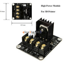 3D Printer Parts General Add-on Heated Bed Power Expansion Module Electric Board