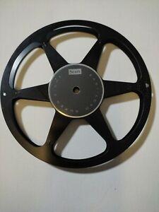"Original Sears Super 8 Easi-Load Film Movie Reel 400 Feet 7"" Diameter"