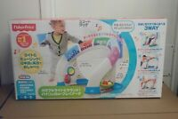 NEW Fisherprice Bright Beats Smart Touch Japanese/English Language