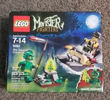 LEGO 9461 Monster Fighter, The Swamp Creatures. Rare and retired