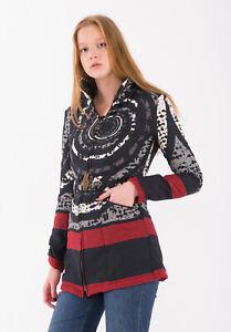 DESIGUAL Women's Coat Size 38 EU RRP: 169 EUR