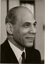 Orig. Photo, Mohamed Hafez Ismail, Ägypt. Politik, 1970