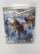 Uncharted 2: Among Thieves PlayStation 3 PS3 New Sealed (see photos)