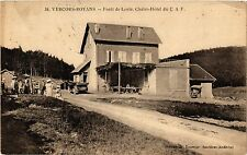CPA Vercors Royans - Foret de Lente - Chalet Hotel du CAF (369780)
