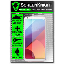 ScreenKnight LG G6 SCREEN PROTECTOR - Military Shield