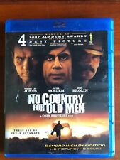No Country for Old Men (Blu-ray Disc, 2011, HD Picture, HD Sound)
