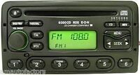 Refurbished FORD 6000 🚙 CD PLAYER RADIO CODE WARRANTY FOCUS MONDEO FIESTA +CODE
