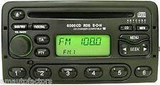 Refurbished FORD 6000 🚙 CD PLAYER RADIO CODE WARRANTY FOCUS MONDEO FIESTA +CODE