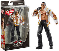 WWE Elite Collection ~ THE ROCK ACTION FIGURE ~ Best of Attitude Era Exclusive