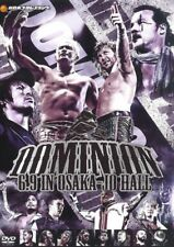 New Japan Pro Wrestling DOMINION 2018.6.9 in OSAKA JO HALL DVD japan Tracking