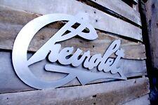"1911-1913 Original Chevrolet Emblem Classic Six Garage Sign 18"" Plasma Car Art"